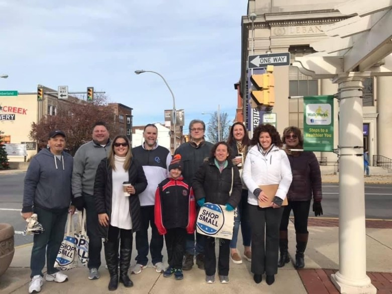 Mayor plans downtown Lebanon Small Business Saturday Walk