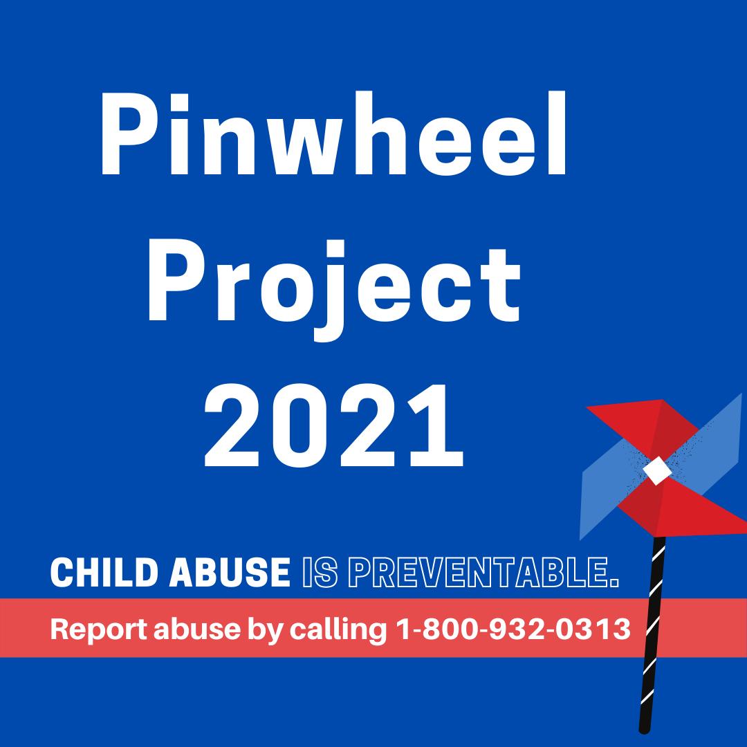 Pinwheel Project Series: Child Abuse Awareness